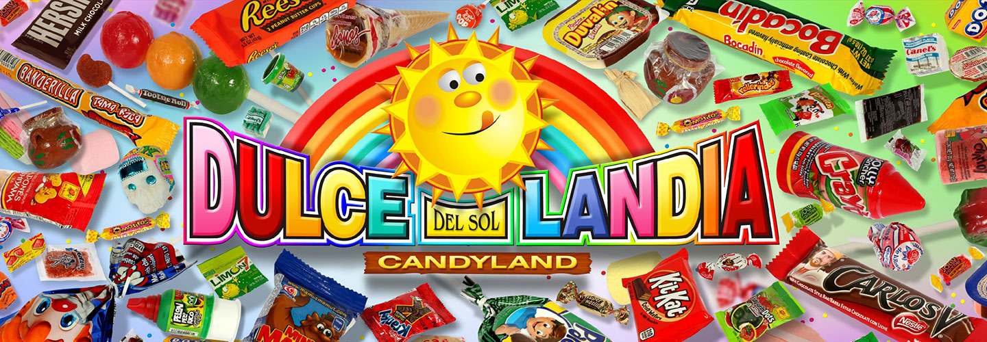 Home – Dulcelandia Candy Stores